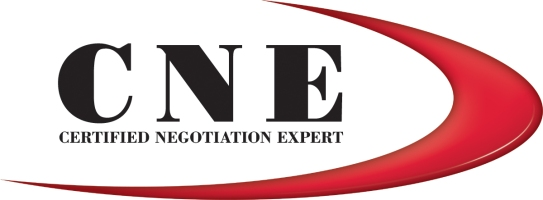 Certified Negotiation Expert